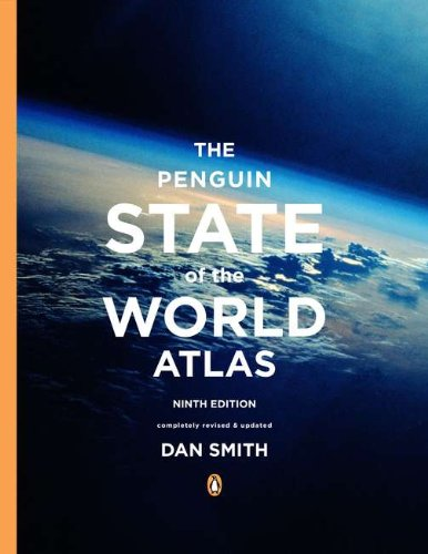 The Penguin State of the World Atlas: Ninth Edition (State Of The World Atlas compare prices)