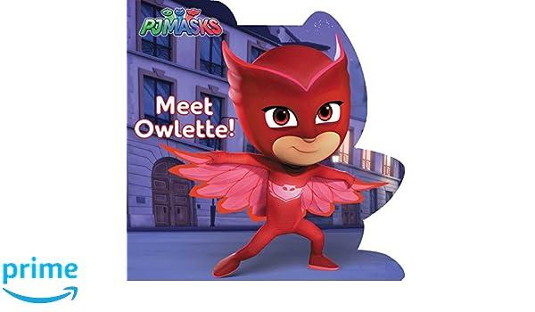 Meet Owlette! (PJ Masks): Amazon.es: R. J. Cregg: Libros en idiomas extranjeros