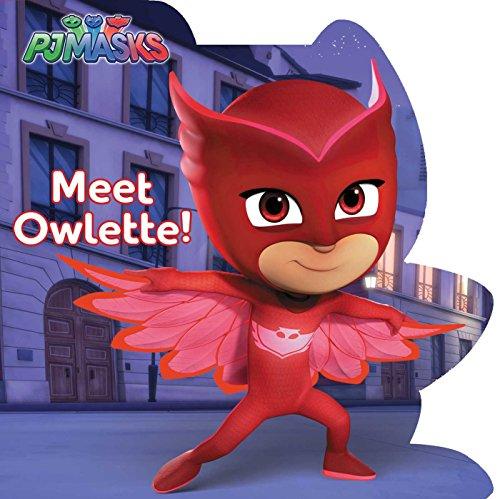 Meet Owlette! (PJ Masks)