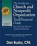 Church and Nonprofit Organization Tax and Financial Guide 2001, Daniel D. Busby, 0310233291