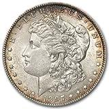 1897-O Morgan Silver Dollar - Almost Uncirculated-55