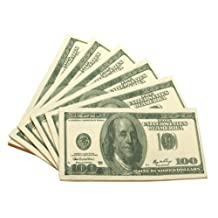 Money Facial Napkins by Miles Kimball