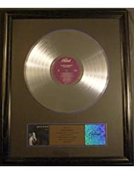 Garth Brooks No Fences LP Non RIAA Platinum Record Award Capitol Nashville Records