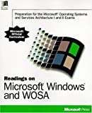 Readings on Microsoft Windows and WOSA, Microsoft Official Academic Course Staff, 155615836X