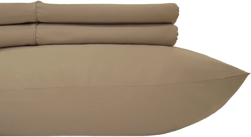 Sateen Solid Royals Solid Blue 800-Thread-Count 4pc California-King Bed Sheet Set 100-Percent Egyptian Cotton Deep Pocket
