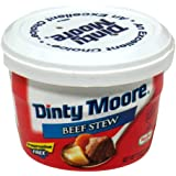 Dinty Moore Beef Stew, 7.5-Ounce Microwavable Bowls (Pack of 12)