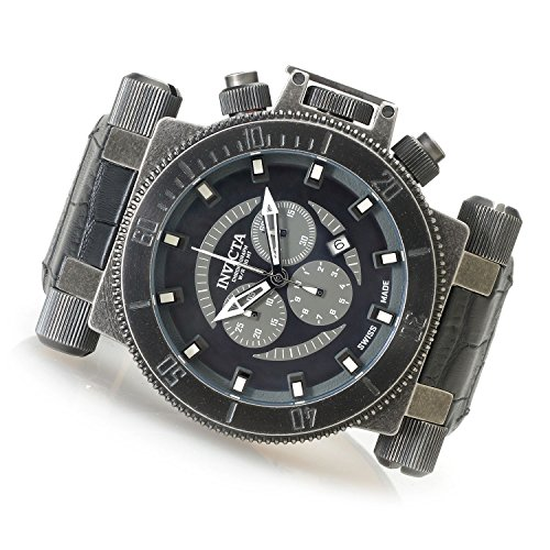 invicta-mens-coalition-forces-swiss-made-ronda-chronograph-black-ip-ss-leather-watch-18465