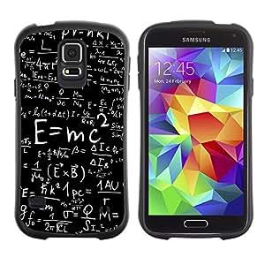 Be-Star Impreso Colorido Diseño Antichoque Caso Del iFace Primera Clase Tpu Carcasa Funda Case Cubierta Par Samsung Galaxy S5 SM-G900 ( Energy Formula )