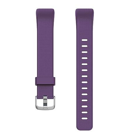 Willful Bracelet de Rechange pour Montre Connectée SW352 (Violet): Amazon.fr: Sports et Loisirs