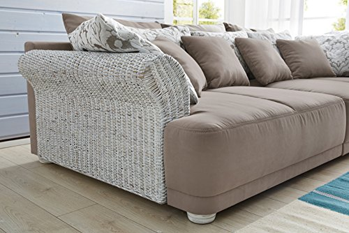 Big Design Provence Sofa VintagecharakterGroße Landhauslook Mit wn0kOP