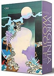 Box Vozes de Virginia Woolf: Romances - Vol. 1 (1915-1925): (4 livros + pôster + suplemento + marcadores) Nova