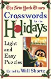 The New York Times Crosswords for the Holidays, New York Times Staff, 0312306032