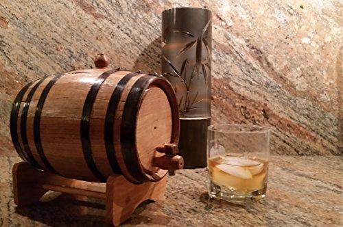 North American Barrel Black Liter product image