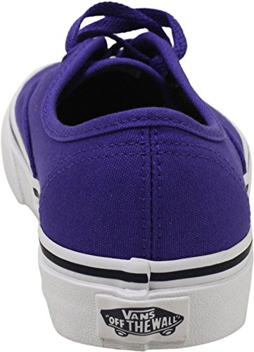 Vans Womens Authentic Sneakers Heliotrope / Parisian Night Womens 10