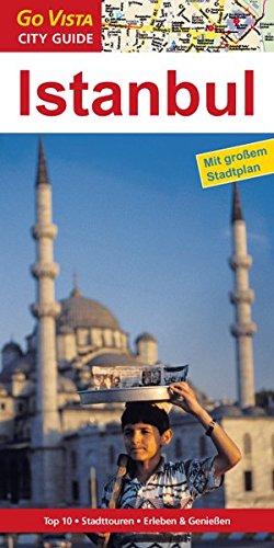 GO VISTA: Reiseführer Istanbul (Mit Faltkarte)