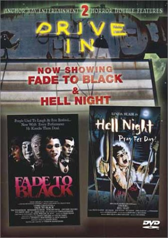 Fade to Black/Hell Night by Starz / Anchor Bay