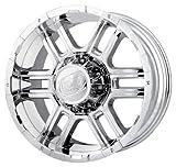 Ion Alloy 179 Chrome Wheel (18x9''/5x127mm)