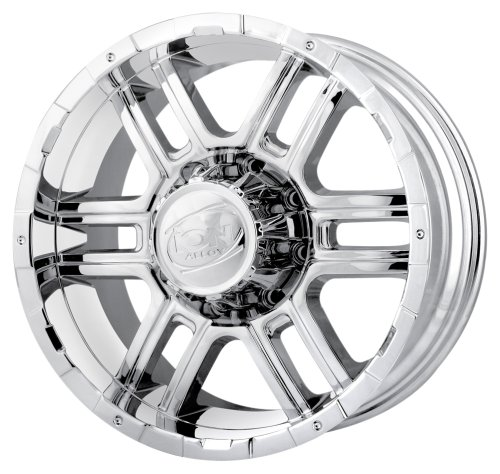 Ion Alloy 179 Chrome Wheel (18x9''/5x127mm) by ION (Image #1)