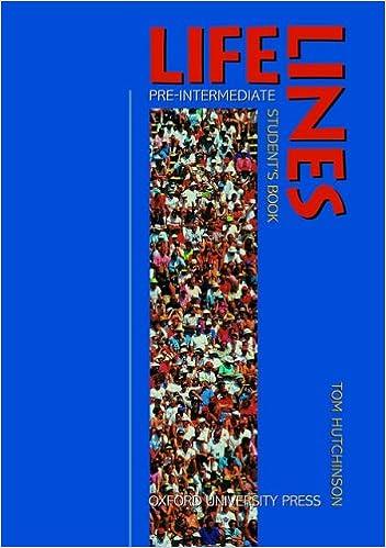 Lifelines Elementary Teachers Book