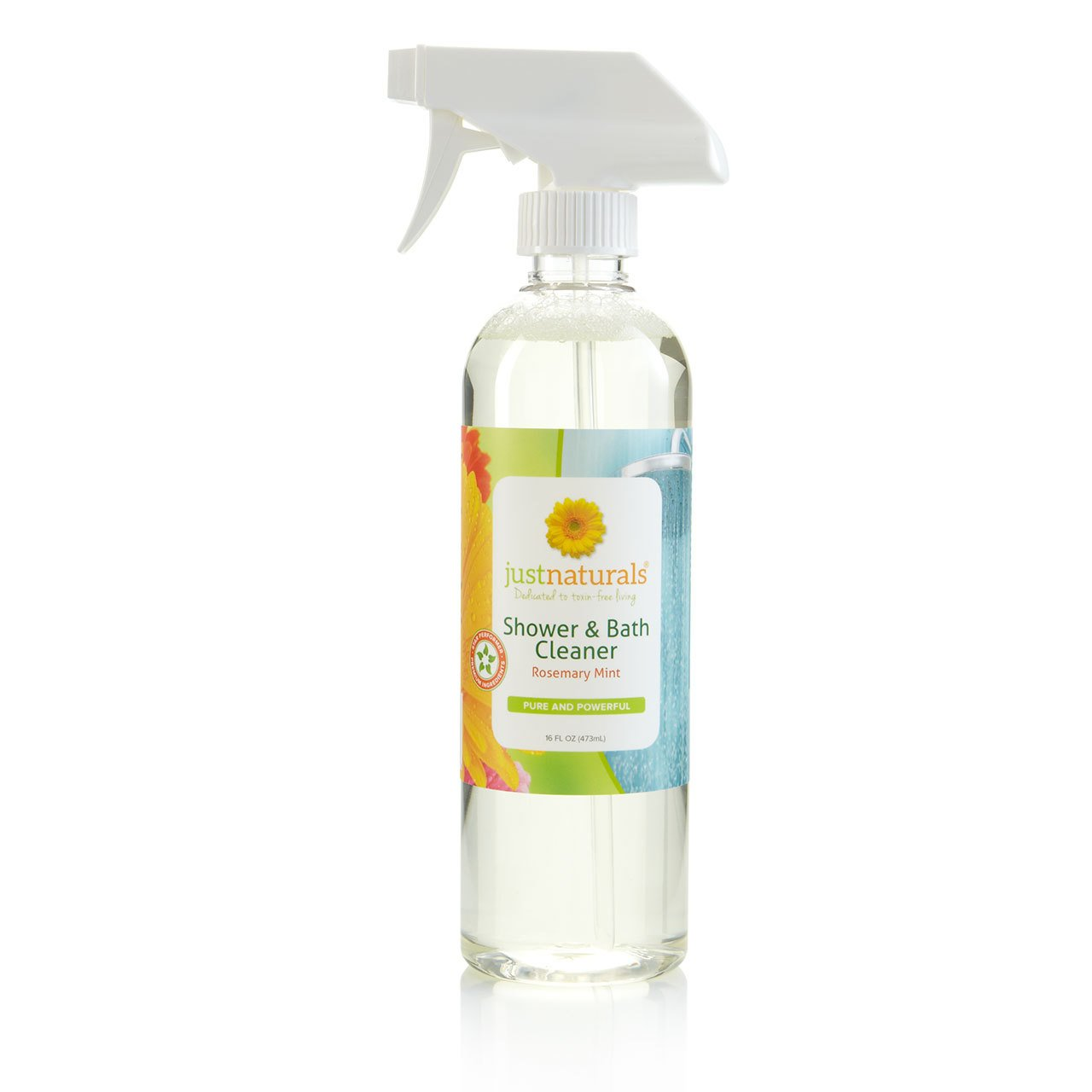 Amazon.com: Just Naturals Ducha & Limpiador De Baño (sin ...