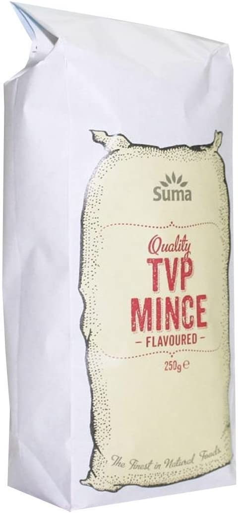 Suma Prepacks | TVP Flavoured Coloured Mince | 2 x 250g
