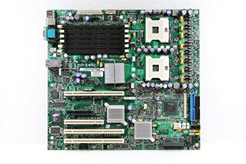 (Intel SE7520BD2 Chipset E7520 Dual Xeon Socket 604 micro-PGA Server Motherboard C44686-801)