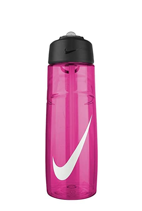 buy popular get new purchase cheap NIKE Gourde NIKE T1 Flow 710 ml - Rose: Amazon.fr: Sports et ...