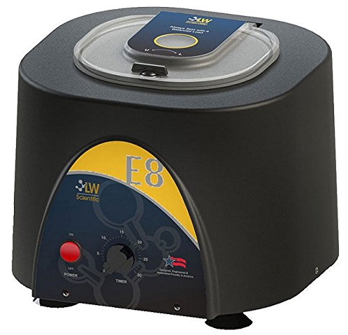 LW Scientific E8 Centrifuge With 8 Place Fixed Speed Angled Rotor