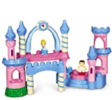 Cinderella Musical Buildable Castle by Mega Brands