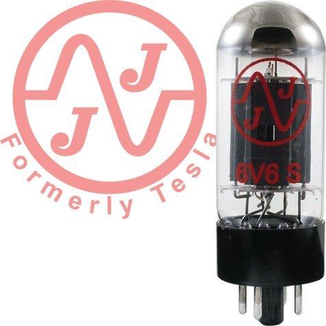 JJ Electronics Amplifier Tube (T-6V6-S-JJ)