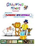 Galloping Minds - Baby Learn Numbers and Animals with Mr. Twiddles [VHS]