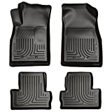 Husky Liners Front & 2nd Seat Floor Liners (Footwell Coverage) Fits 11-15 Volt