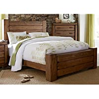 Progressive Furniture Maverick Panel Bed