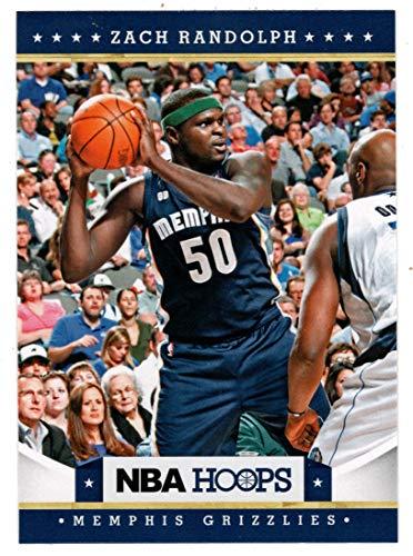 (Zach Randolph (Basketball Card) 2012-13 Panini Hoops # 56 Mint)
