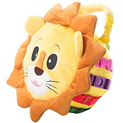 Buckle Toys - Benny Lion: Toys & Games