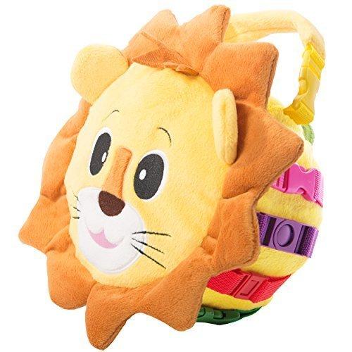 - Buckle Toys - Benny Lion