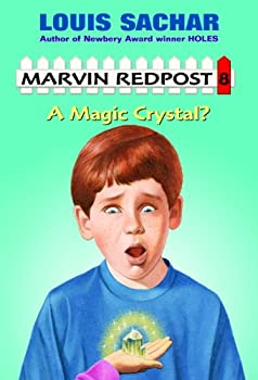 Marvin Redpost 0439469597 Book Cover