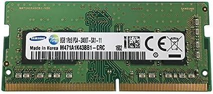 Samsung M471 A1 K43bb1 Crc Speicher 8gb Ddr4 2400mhz Computer Zubehör