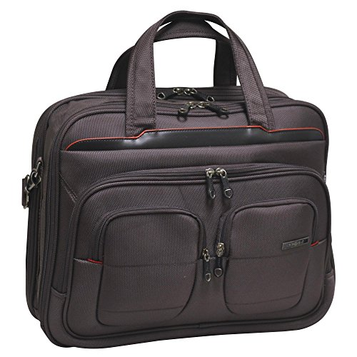 travelers-polo-racquet-club-flex-file-17-inch-briefcase-laptop-compartment-mocha-one-size