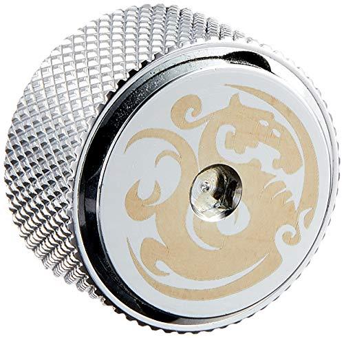(Bitspower G1/4 inch thread air exhaust fitting shining silver (BP-ETAIR) )