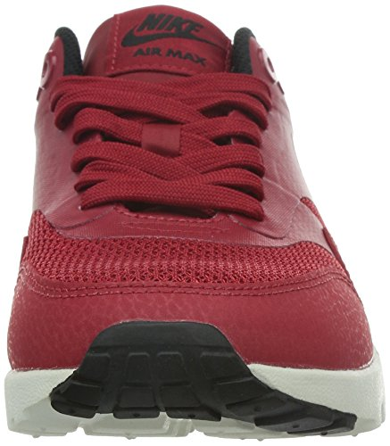 Nike W Air Max 1 Ultra Essentials, Zapatillas De Deporte para Mujer Rojo (Gym Red / Gym Red-Black-Sail)