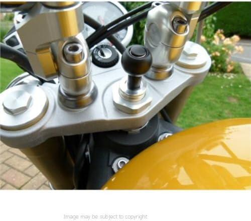 13 3 Mm 14 7 Mm Motorrad Gabel Vorbau Befestigung Für Elektronik