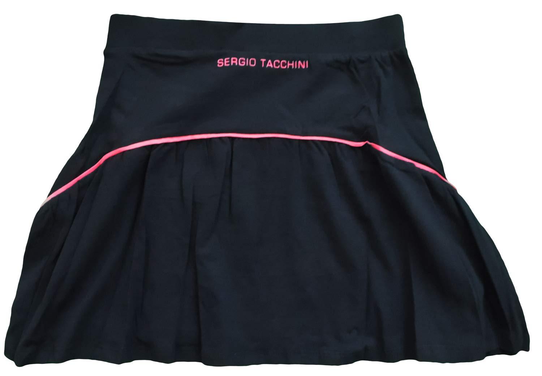 Sergio Tacchini Girls Tennis Skirt Cotton