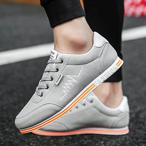 Canvas Sneakers Flat Classic Student Leisure Nanxieho Trend Shoes Men q7OwtP