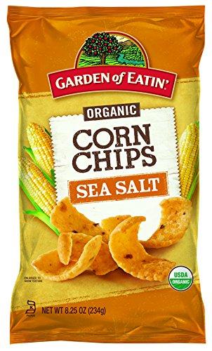 organic baked corn chips - 6