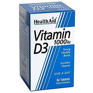 Health Aid Vitamin D3 1000 Iu