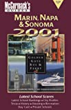 Marin, Napa and Sonoma 2001, Don McCormack, 1929365144