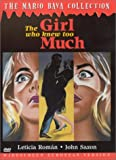 Girl Who Knew Too Much [Edizione: USA]