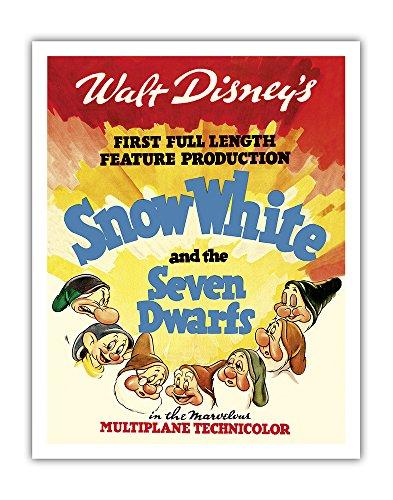 Walt Disney's Snow White and the Seven Dwarfs - First Full