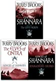 The Genesis of Shannara Series Terry Brooks 3 Books Collection Set (Armageddons Children, The Elves Of Cintra, The Gypsy Morph